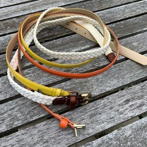 J. Crew Belts (3)
